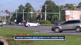 Drivers worry about constant U-turns, heavy traffic along Lumsden Road in Brandon | Driving Tampa Bay Forward - Video