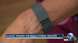Finding the right fitness tracker - Video