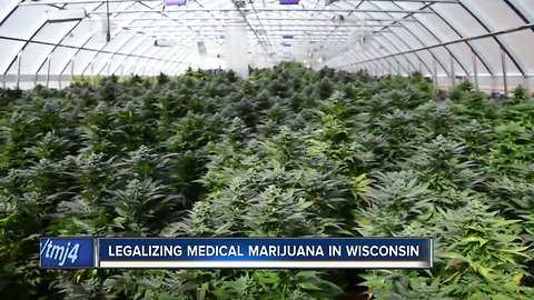 Wisconsin Attorney General Josh Kaul says he is an advocate for legalizing medical marijuana