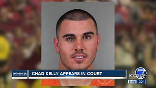 Former Broncos QB Chad Kelly formally charged with felony trespassing - Video
