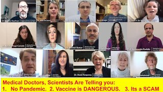 Doctors Explained Why These Vaccine is Dangerous, COVID is a SCAM!!