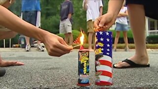 Rising fireworks sales and complaints