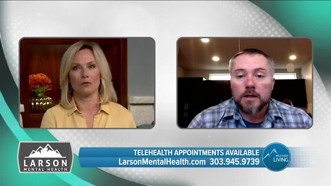 Mental Health Services // Telehealth Available // Larson Mental Health