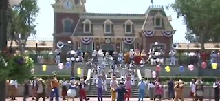 DIsneyland closed for more weeks to come