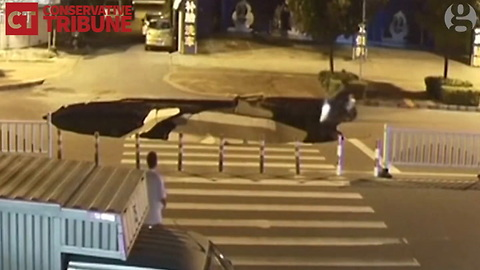 Scooter Sinkhole