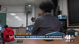 Report: Missouri schools are far more likely to discipline black students
