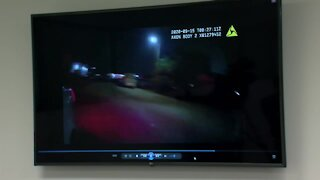 Body cam footage shows moments leading up to deputy-involved shooting