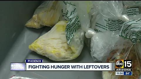 Valley Olive Garden partnering with Waste Not to fight hunger with leftovers