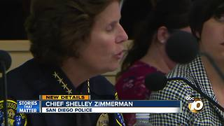 San Diego Police investigate gang member list - Video