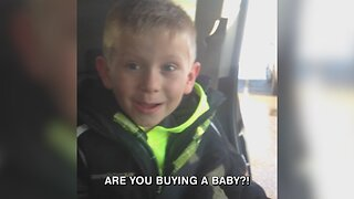 Funniest Kid Questions