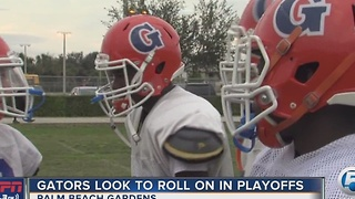 Gators Look to Keep Rolling In Playoffs - Video