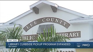 Lee County Library extends pick up program