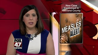 Outbreak of the Measles Has been Confirmed in Oakland County