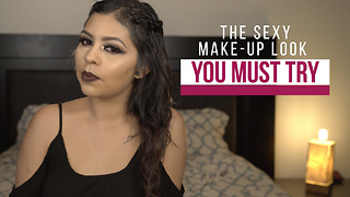 The Sexy Make-up Look You must try - Video