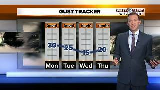 13 First Alert Weather for April 2 - Video