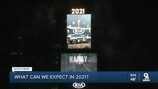 Moving forward: Things to look forward to in 2021
