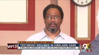 Anthony Kirkland jurors hear him describe murders in police interview - Video