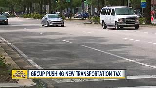 Citizens group pushing to improve Hillsborough transportation - Video