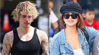 Justin Bieber Showed Up To Church With WHO?! Was Selena Gomez There? - Video