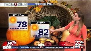 23ABC PM Weather Update 9/22/17