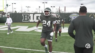 Mel Tucker knows Michigan State fans are hungry to see team's spring game