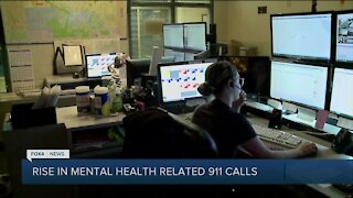 Mental health calls on the rise