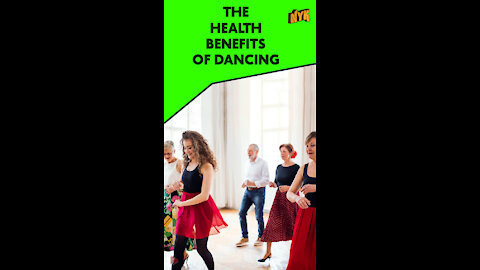 Top 3 Health Benefits Of Dancing *