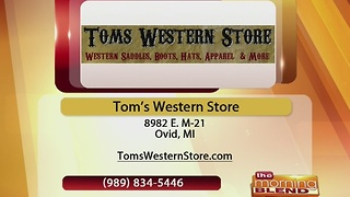 Toms Western Store - 11/23/16 - Video
