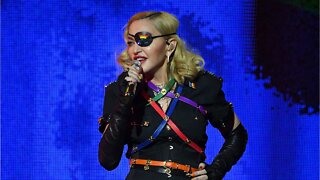 Madonna Says Russia Fined Her A Million, LGBTQ Rights