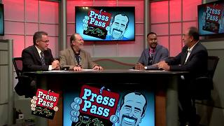 Press Pass All Stars: 9/17/17 - Video