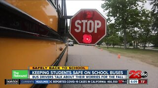 Safely Back to School: Keeping students safe on school buses