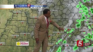 Lelan's Early Morning Forecast: Thursday, June 8, 2017