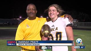 Pratt makes history in Bobcats win - Video