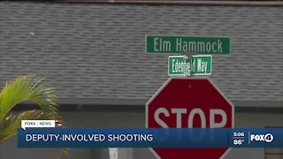 CCSO releases new information on officer-involved shooting