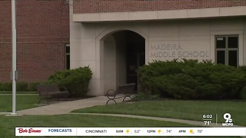 All Madeira Middle School 8th-graders moving to online learning due to COVID-19 exposure