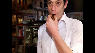 Coffee 'Inhaler' Invented - Video