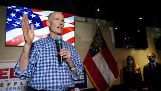 Sen. Rick Scott Tests Positive For COVID-19