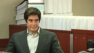 Closing arguments in trial involving David Copperfield