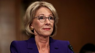 Betsy DeVos Proposes Stricter Rules For Student Loan Forgiveness - Video
