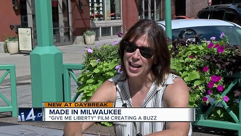 Made in Milwaukee: 'Give Me Liberty' creates a buzz