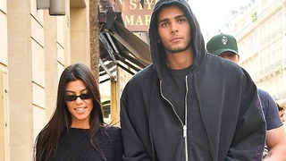 Kourtney Kardashian & Younes Bendjima Escape for Egypt Getaway!