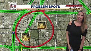 5AM traffic report for Jan. 8 - Video