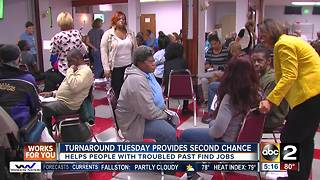 Turning lives around with Turnaround Tuesday - Video