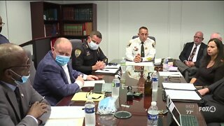 Lee County NAACP meets with local officials to discuss law enforcement policies