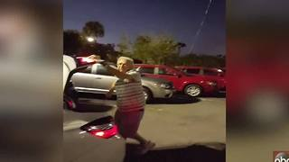 WATCH | Elderly man accused of hitting salesman with car, golf club in Sarasota - Video