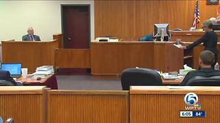 Psychologist testifies during resentencing hearing - Video