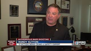 Crime and safety expert talks about Jacksonville shooting