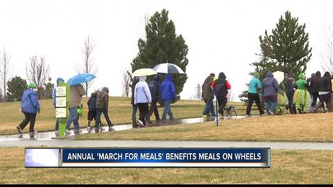 March for Meals Raises Funds for Meals on Wheels