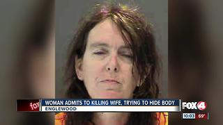 Woman Admits to Killing Wife, Trying to Hide Body - Video