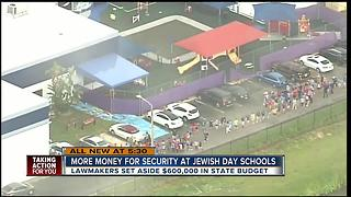 State funding could go toward keeping Jewish schools safe after threats - Video